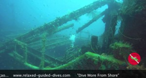 Great superior diving