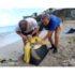 Turtle rescue Curacao