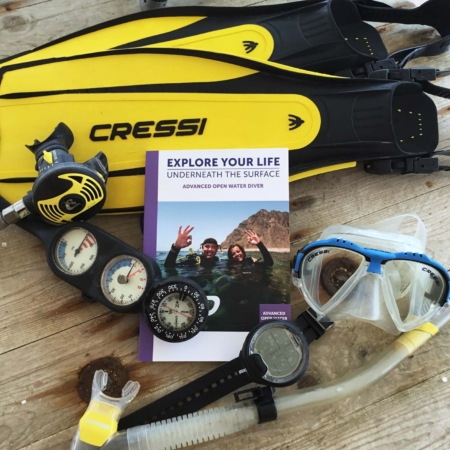 IDD Advanced Open Water Diver